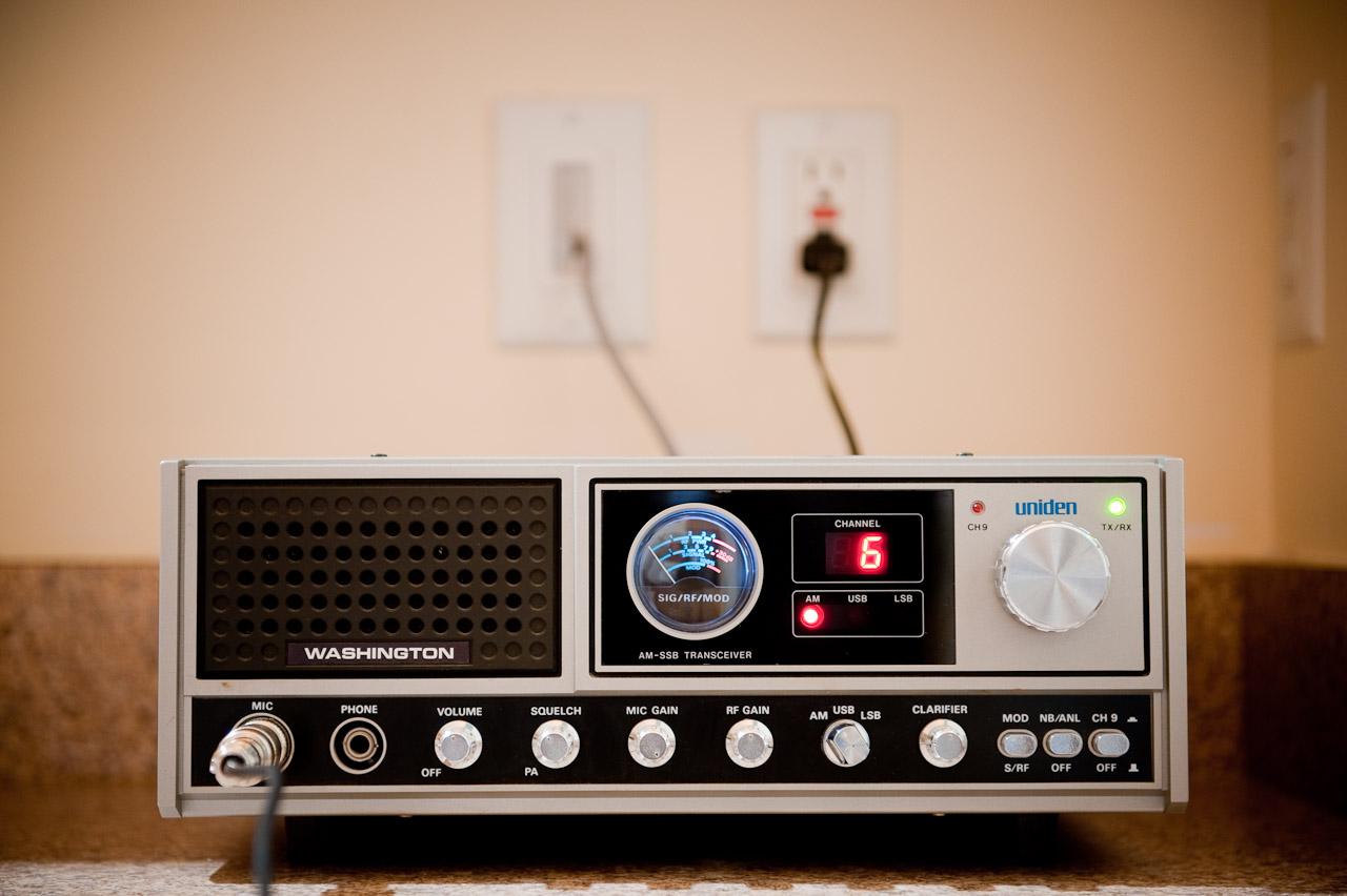 CBRadioMagazine com - A Stealthy Homebrew Vertical CB Dipole
